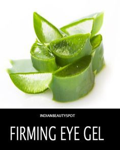 DIY natural-nourishing-eye-oil and firming eye gel