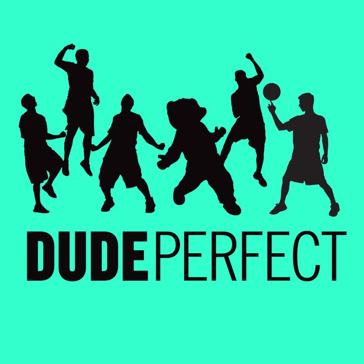 5 Best Friends and a Panda. If you like Sports + Comedy, come join the Dude Perfect team!