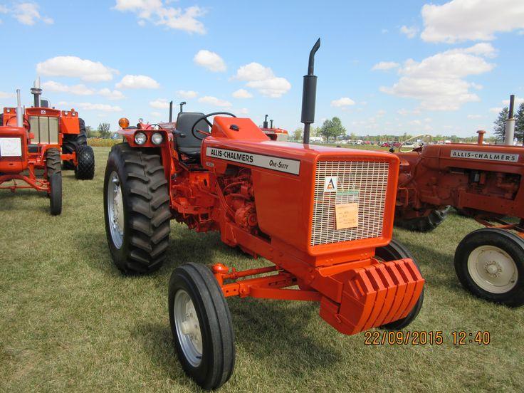 Wc Case Tractor : Allis chalmers pinterest