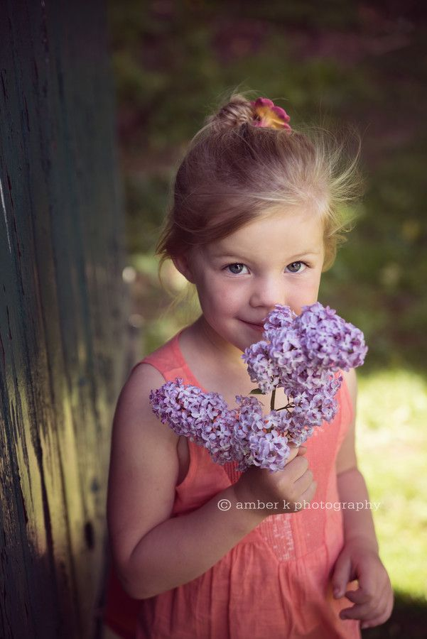 Lilac Innocence by Amber Harloff on 500px