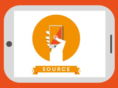 Source logo by Trevor Boland
