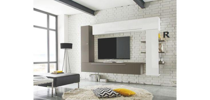 50 best TV-Möbeln images on Pinterest Shelf system, Arquitetura