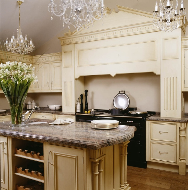 Classic Kitchen, Dalton House by Oliver Burns