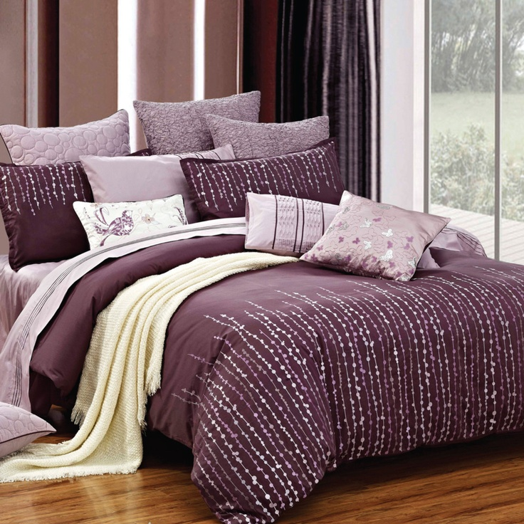 Hannah 6-Piece Embroidered Comforter Set