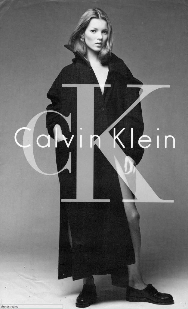 90s Style Tips, calvin klein. Kate Moss