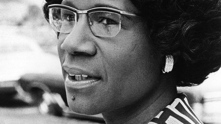 Decades before Barack Obama or Hillary Clinton, there was Shirley Chisholm. As the first black woman to run for president for a major political party, she was years ahead of her time. So why don't more people know about her?