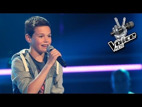 Jarmo - the voice kids 2013