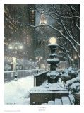 Twilight in Central ParkBy Rod Chase