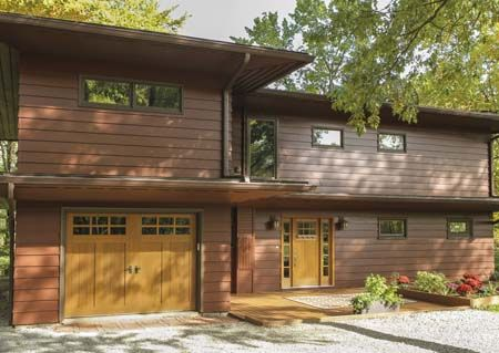 The Craftsman Collection Offers The Look U0026 Feel Of Wood With The Durability  U0026 Efficiency Of Fiberglass.