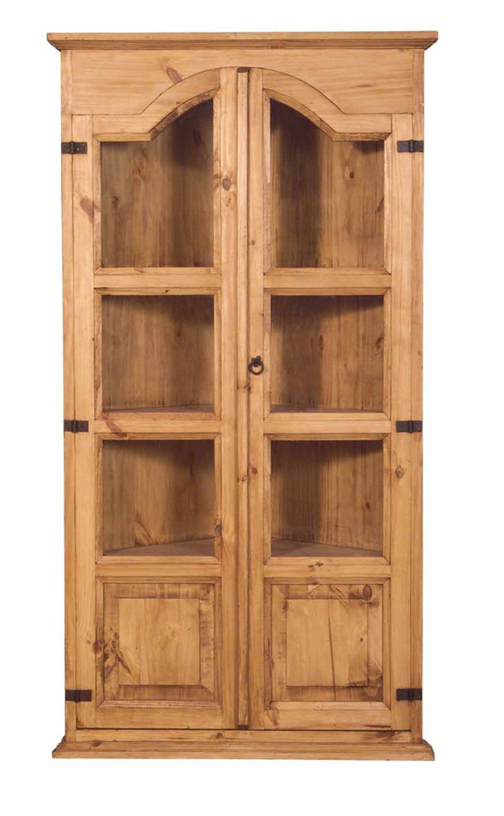 Tall corner media cabinet - Pine Rustic Chest Small Special Order Tall Cornerpine
