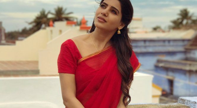 Samantha Ruth Prabhu JFW Hot Photo Shoot! - Amaravathi News Times