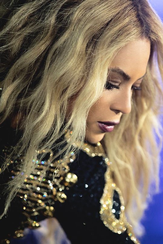Beyoncé - The Formation World Tour at Nissan Stadium. Nashville, Tennessee October 2nd, 2016