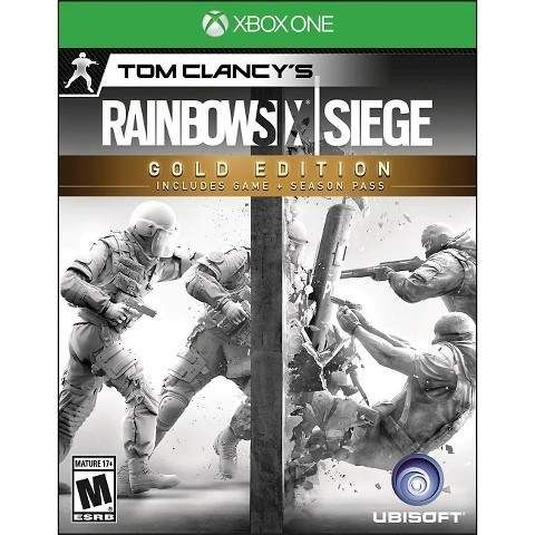 Tom Clancy's Rainbow Six: Siege GOLD EDITION Xbox One PS4 $39.99 free ship (reg $8999) #LavaHot http://www.lavahotdeals.com/us/cheap/tom-clancys-rainbow-siege-gold-edition-xbox-ps4/65955
