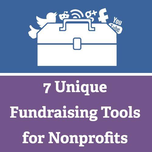 7 Unique Fundraising Tools for Nonprofits