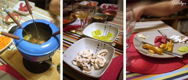 fondue vigneronne