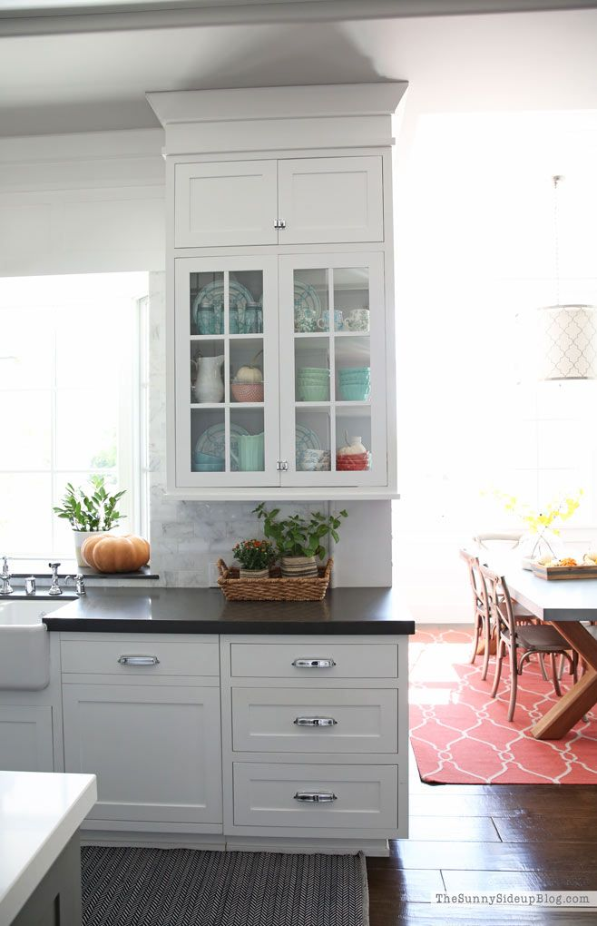 Fall Kitchen Decor And New Rugs