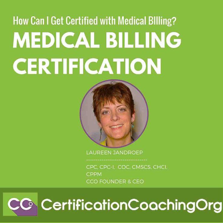 Medical Billing Certification – How Can I Get Certified?