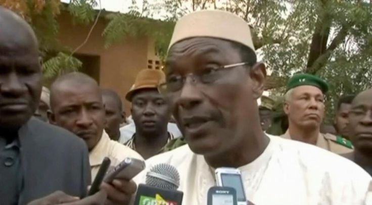 Mali's President Ibrahim Boubacar Keita replaced his prime minister late on Saturday, naming the defense minister to head the government of the West African nation, which is struggling to end unrest in its restive desert north.