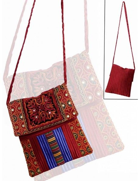 Fashionable Ethnic Bag Item code : FHD114  http://www.bharatplaza.com/ready-to-ship/home-decor/fashionable-ethnic-bag-fhd114.html https://www.facebook.com/bharatplazaportal https://twitter.com/bharat_plaza