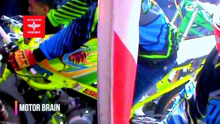 Start NEKAT ! Drag Racing Ninja Pelajar 155cc - Drag Bike