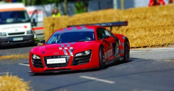 Cool car photo - Audi RS8 LM Tilt Shift