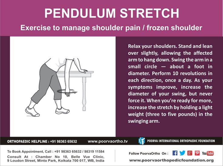 Do this simple but effective exercise for shoulder pain / frozen shoulder. Write to us your feedback.