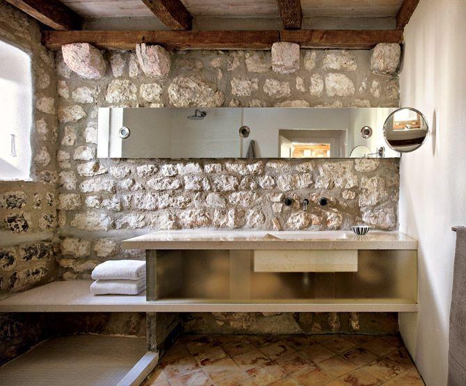 Stone House In Croatia