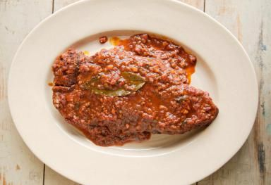 Swiss Steak with Tomatoes - Andre Baranowski /StockFood Creative/Getty Images