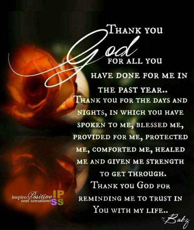 Amen, Thank You God!