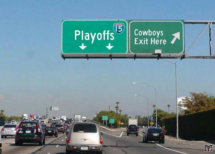 Dallas Cowboys Playoffs