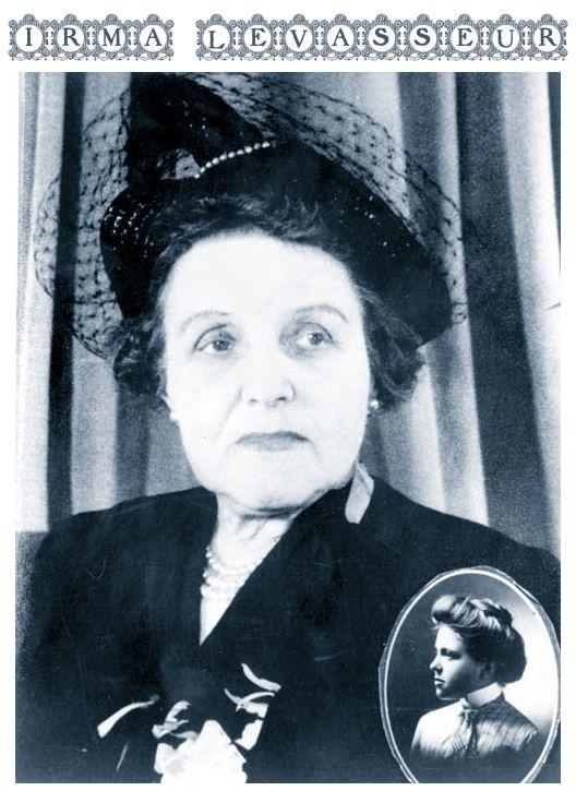On a peu écrit sur Irma LeVasseur qui a changé l'histoire de la médecine au Québec. Ses études de base terminées, la jeune Irma a dû faire un choix, et elle a décidé de faire carrière en médecine. À l'époque, aucune université canadienne n'acceptait les femmes en médecine. Pour poursuivre ses études, elle a dû s'exiler aux États-Unis.
