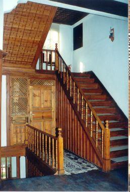 Safranbolu houses inside view.