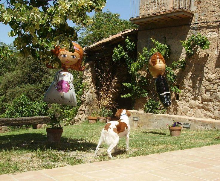 Mi escapada a una masia en Gaià fue muy especial. ¡Viva