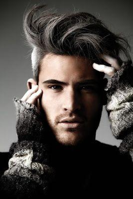 Moda Cabellos: Cortes de pelo en capas para hombres - 2016