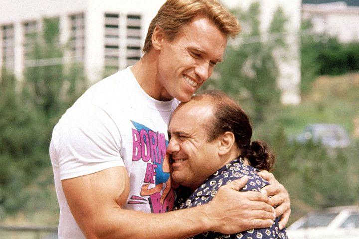 Arnold Schwarzenegger Says Eddie Murphy Loves the 'Twins' Sequel Idea Arnold Schwarzenegger  #ArnoldSchwarzenegger