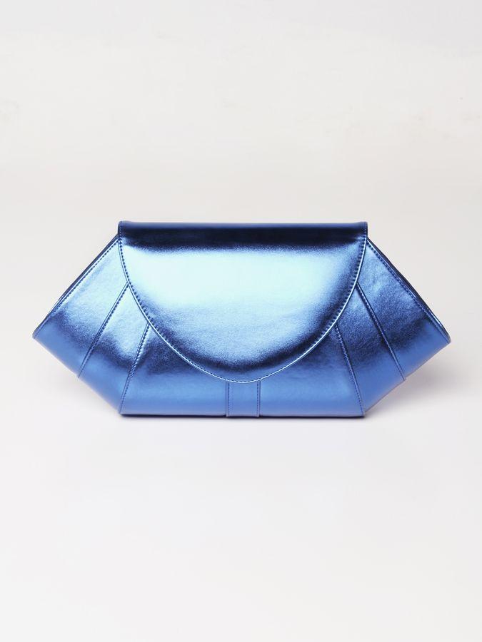 Mermaid clutch bag #clutchbag #taspesta #handbag #clutchpesta #fauxleather #kulit #glossy #simple #casual #fashion #elegant #party #color #blue  Kindly visit our website : www.bagquire.com