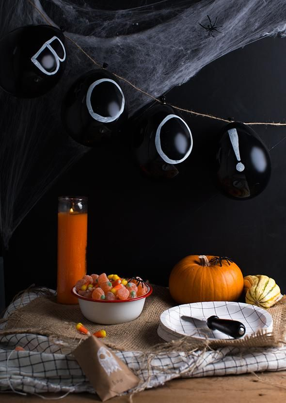 Decoration Halloween Magasin.Ballons Halloween Chalkboard Scary Halloween Decorations Diy Diy Halloween Decorations