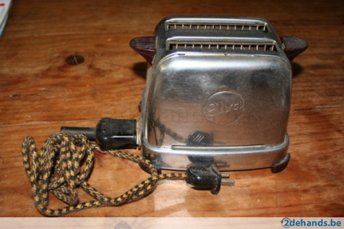 What Was The First Electric Toaster ~ Best images about toasters on
