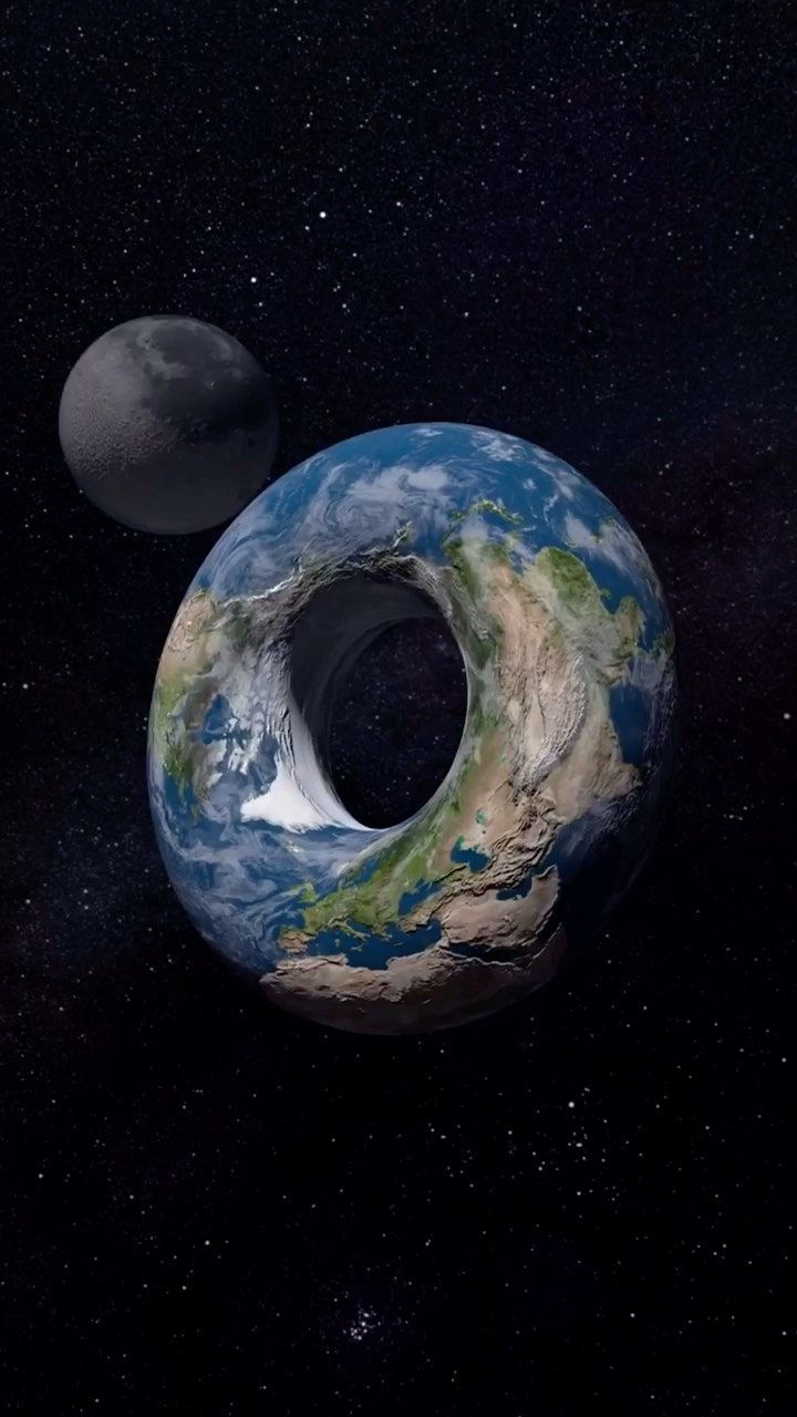14++ Donut planet information