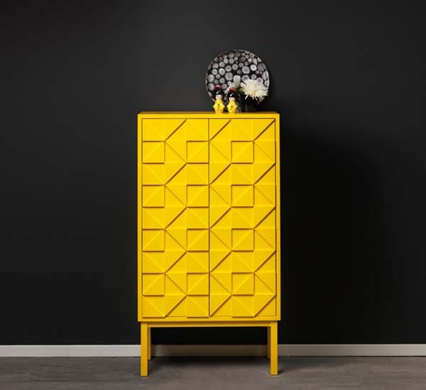 Bright Swedish Cabinets Collection from A2 Designer: The Collect 2011