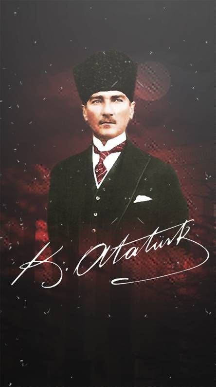 Pin by Cryptwalkers on Mustafa Kemal Atatürk Wallpaper