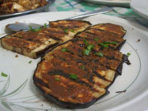 http://www.masteringtheflame.com/ - Grilled Eggplant Recipe