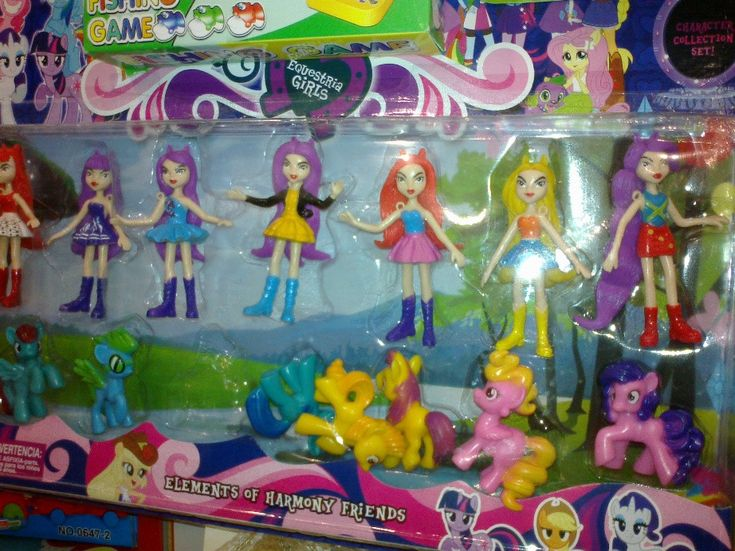 Best My Little Pony Toys And Dolls For Kids : Applejack bootleg doll equestria girls fake
