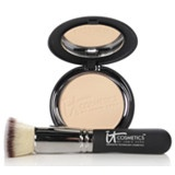 Just ordered IT Cosmetics Celebration Foundation & Brush Duo! I've heard amazing things about this AND I had a $20 online gift certificate from The Shopping Channel so I got it for almost 50% off! WOO HOO!
