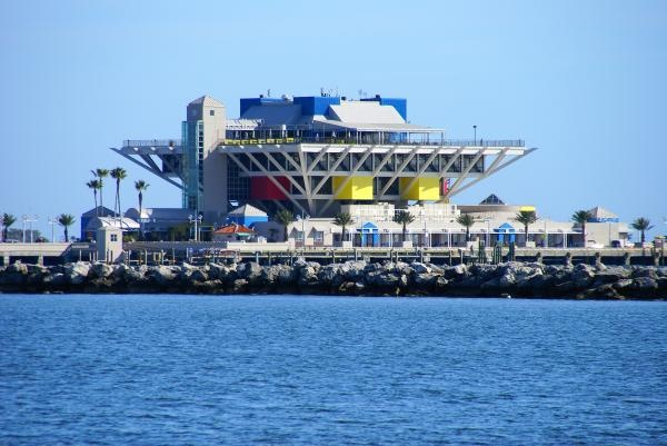 The Pier at St. Petersburg, Florida