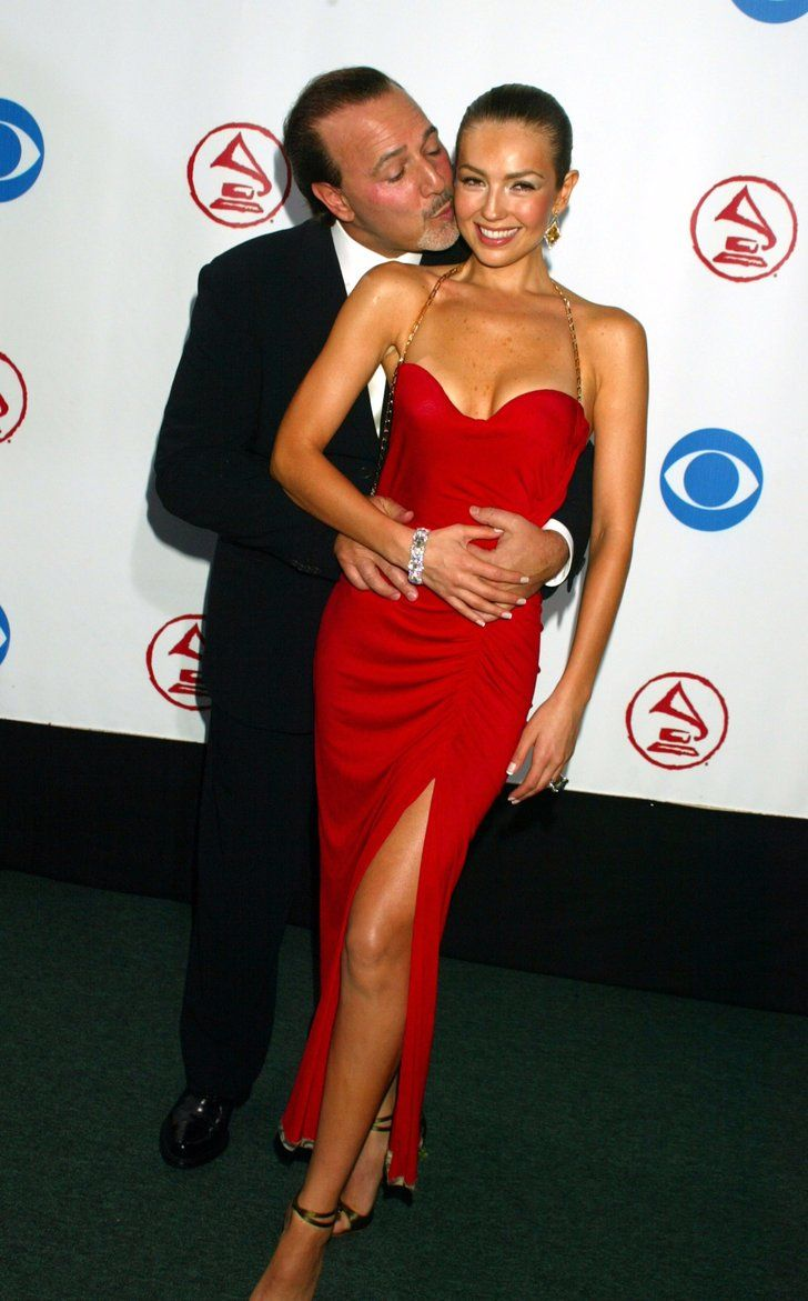 17 Years Later, Thalia and Tommy Mottola Continue to Prove Their Love Is Strong