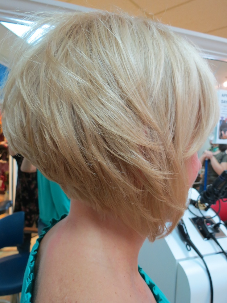 layered angled bob haircut 23 best images about triangle graduation on 6253