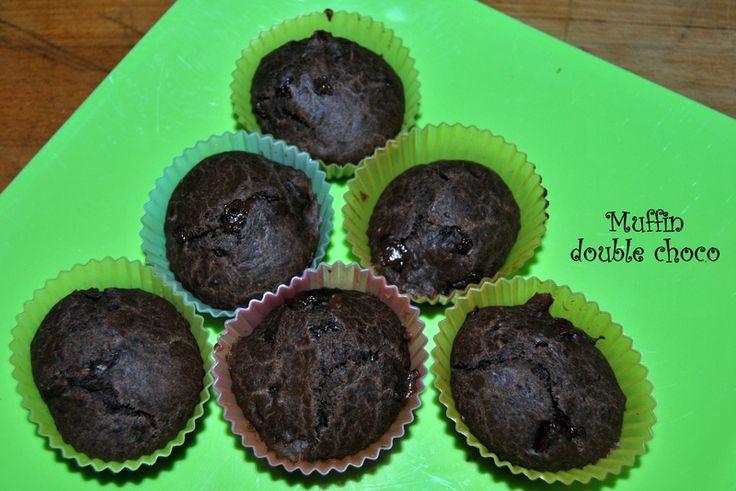 Muffin double choco