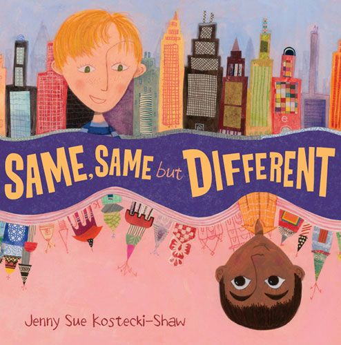 Great book for the inclusive classroom about acceptance. Need to get this one and bring it for circle time at Zachs school.