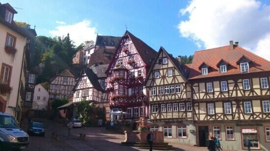 Miltenberg, Germany. Beautiful medieval town!
